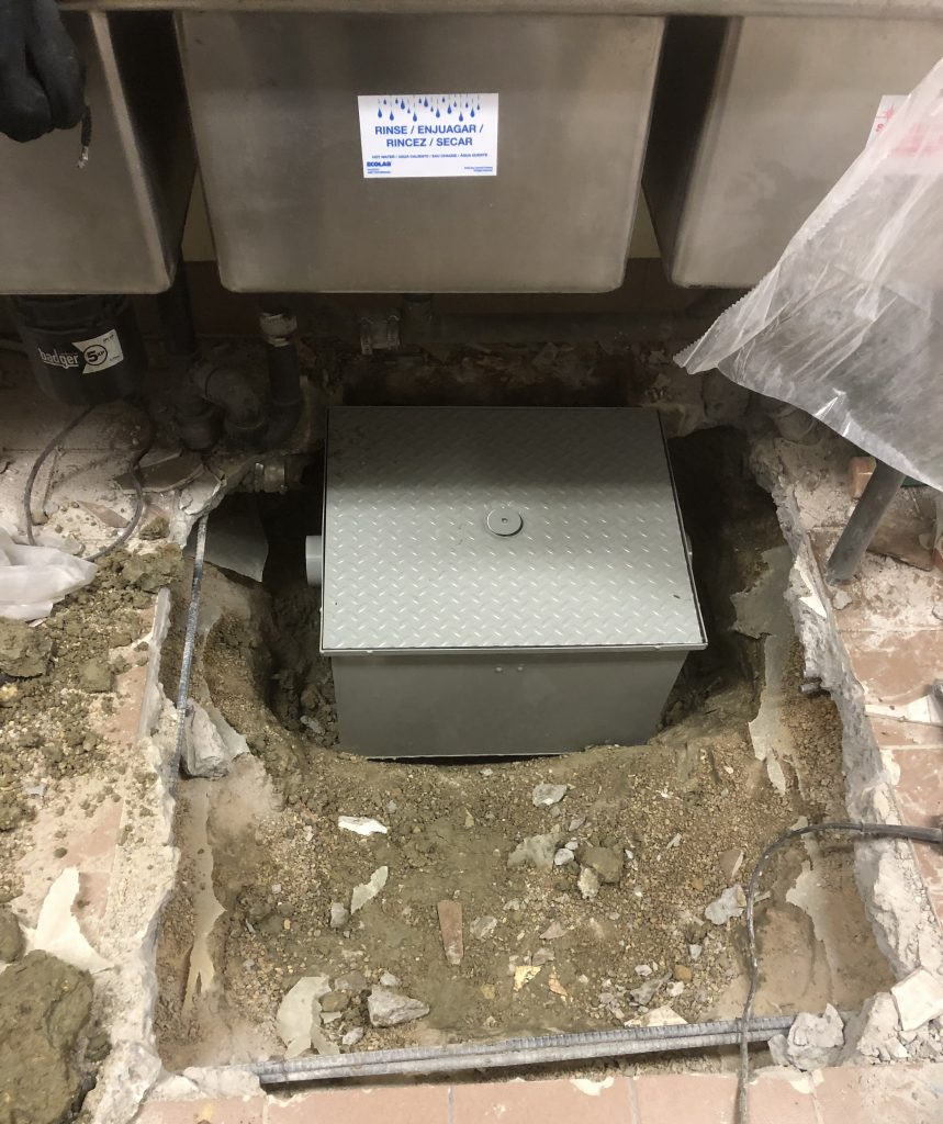 What Size of Grease Trap is Required For A Restaurant?